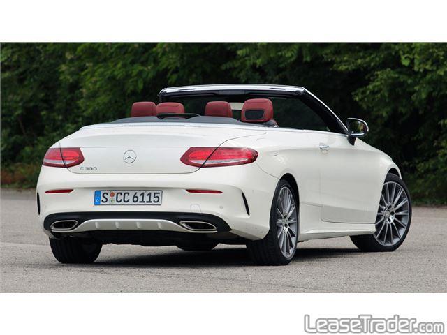 2017 Mercedes-Benz C300 Convertible