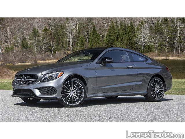 2017 Mercedes-Benz C300 Coupe Side