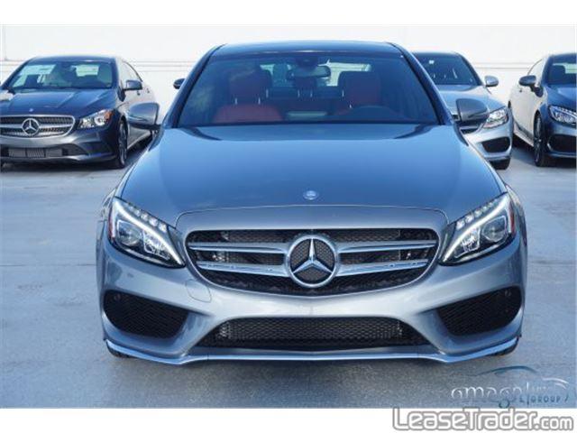 2017 Mercedes-Benz C300 Sedan Front