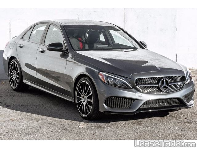 2017 mercedes benz c43 amg sedan for Mercedes benz c43 amg