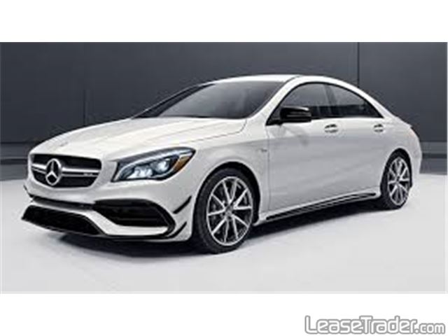 2017 Mercedes-Benz CLA250 Coupe Sedan Front