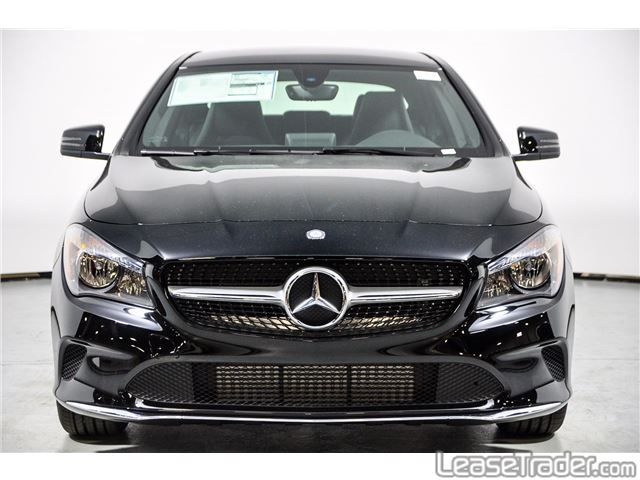2017 Mercedes-Benz CLA250 Coupe Sedan