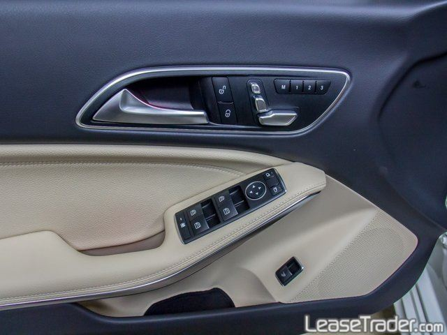 2017 Mercedes-Benz CLA250 Coupe Sedan Side