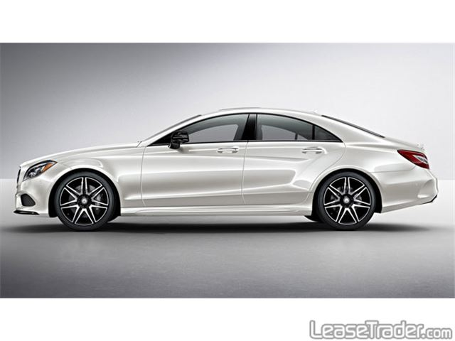 2017 Mercedes-Benz CLS550 4MATIC Coupe