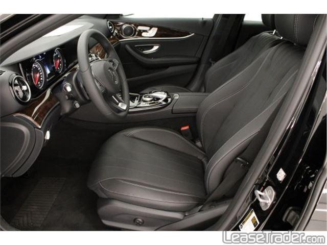 2017 Mercedes-Benz E300 Sedan Interior