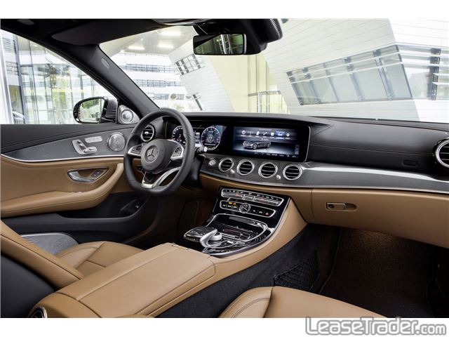 2017 Mercedes-Benz E300 Sedan Interior