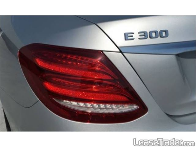 2017 Mercedes-Benz E300 Sedan Side