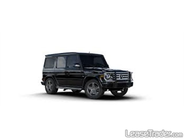 2017 Mercedes-Benz G550 4.0L V8 biturbo