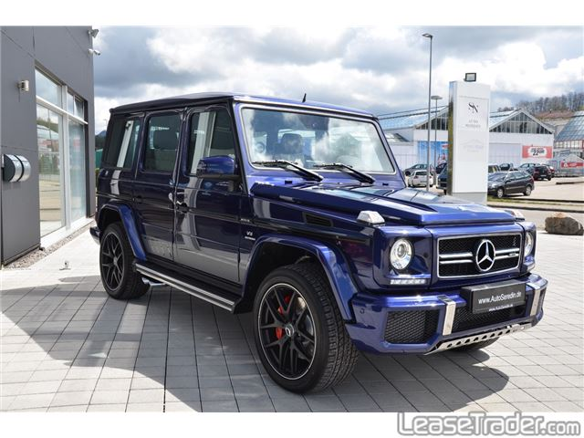 2017 mercedes benz g63 amg 5 5l v8 biturbo for Mercedes benz amg v8 biturbo