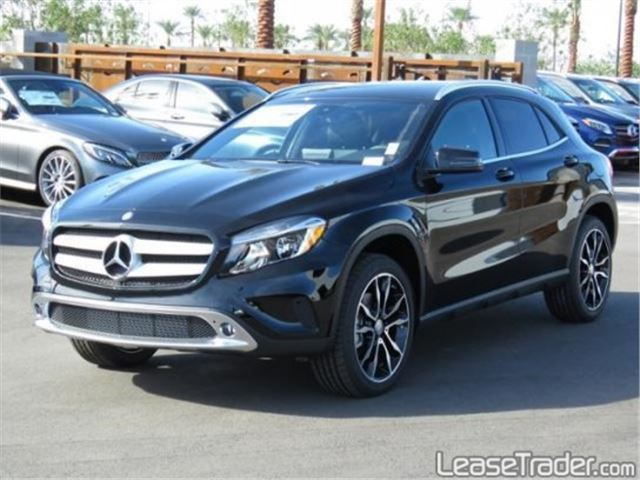 2017 mercedes benz gla250 suv. Black Bedroom Furniture Sets. Home Design Ideas