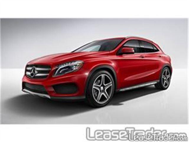 2017 Mercedes-Benz GLA250 SUV