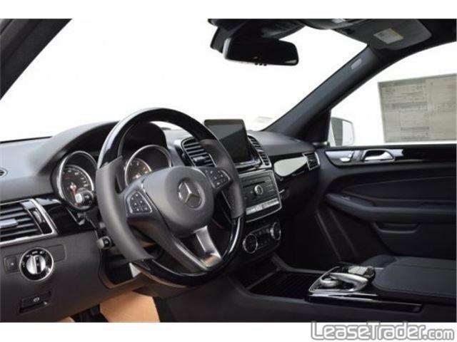 2017 Mercedes-Benz GLE350 4MATIC SUV Dashboard