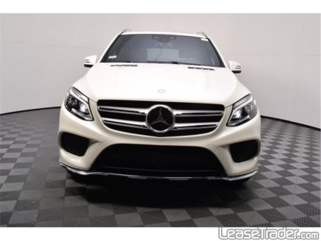 2017 Mercedes-Benz GLE350 4MATIC SUV Front