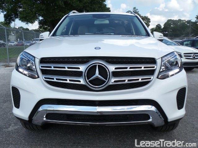 2017 mercedes benz gls450 suv for Mercedes benz gls lease