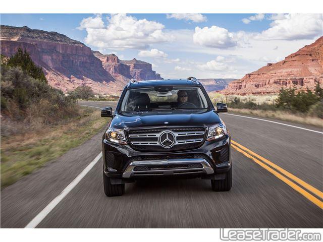 2017 Mercedes-Benz GLS450 SUV Front