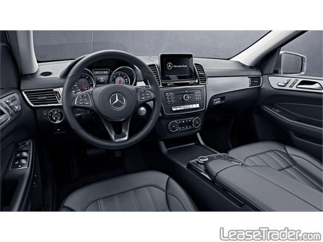 2017 Mercedes-Benz GLS450 SUV Interior