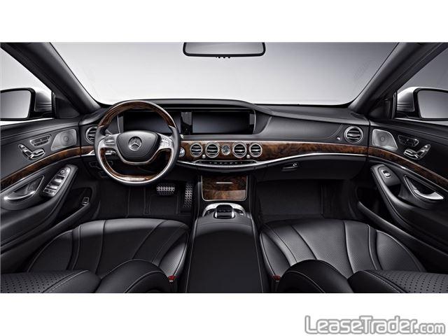 2017 Mercedes Benz S550 Sedan