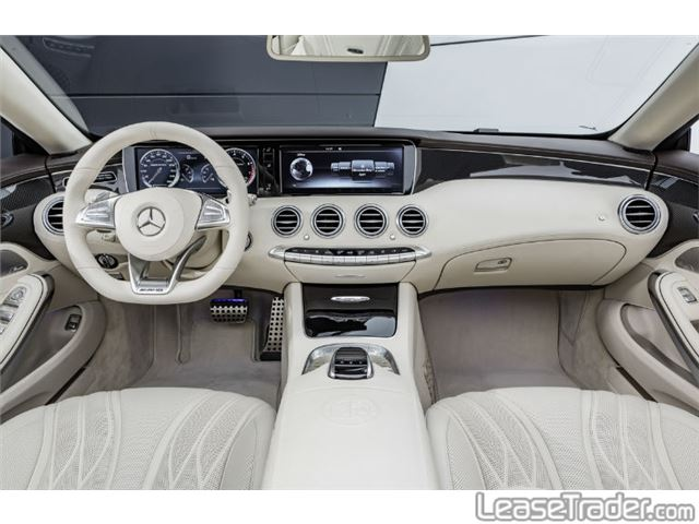 2017 Mercedes-Benz S550 Sedan