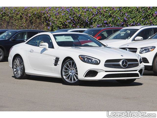 2017 Mercedes-Benz SL550 Roadster