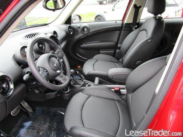 2017 Mini Cooper Hardtop Interior