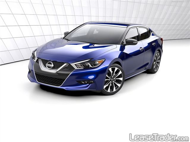 2017 Nissan Maxima 3.5 S Front