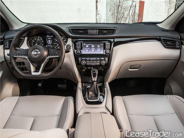 2017 Nissan Rogue Sport S Interior