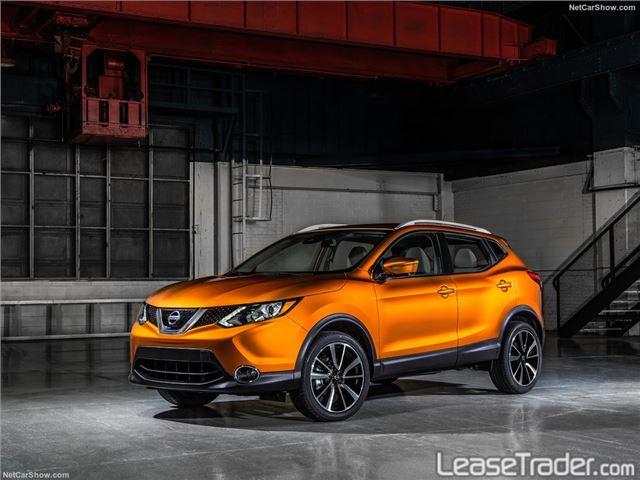 2017 Nissan Rogue Sport S Side