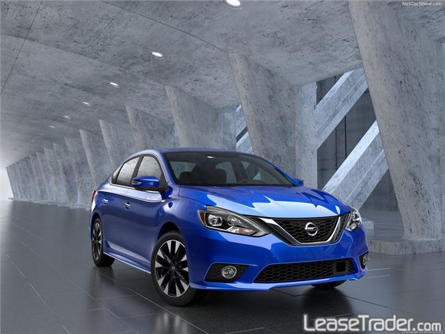2017 Nissan Sentra S Front