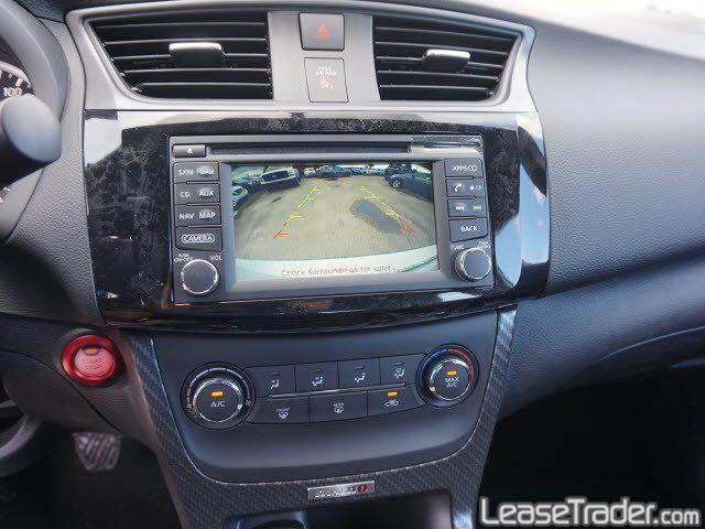 2017 Nissan Sentra SV Dashboard