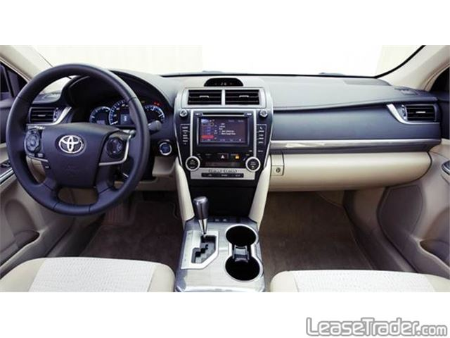 2017 Toyota Camry LE Interior