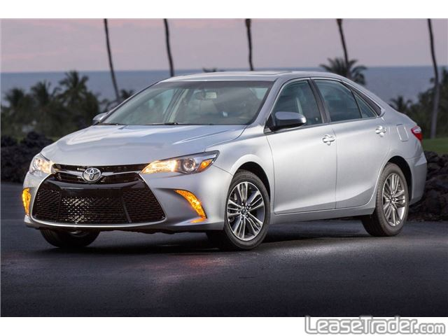 2017 Toyota Camry LE Side