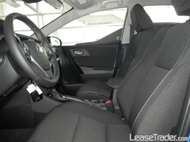 2017 Toyota Corolla iM Hatchback Interior
