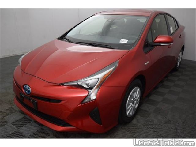 2017 Toyota Prius Two Hybrid Front