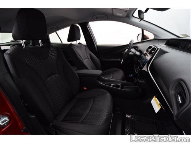 2017 Toyota Prius Two Hybrid Interior