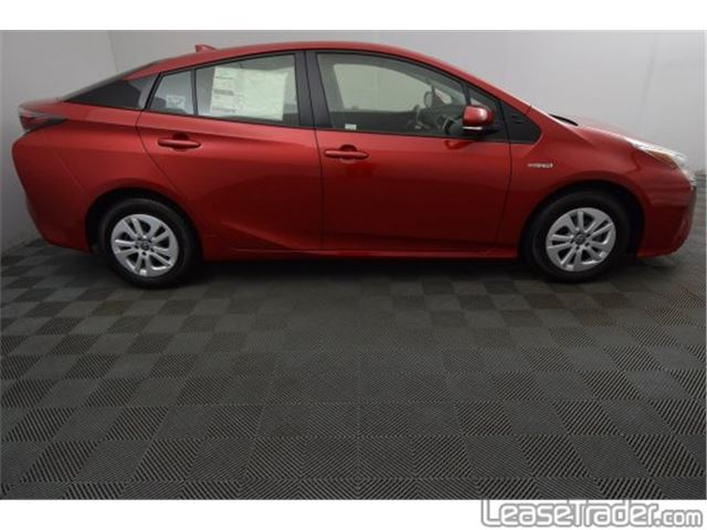 2017 Toyota Prius Two Hybrid Side
