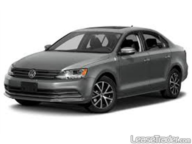2017 Volkswagen Jetta 1.4T S Sedan Side