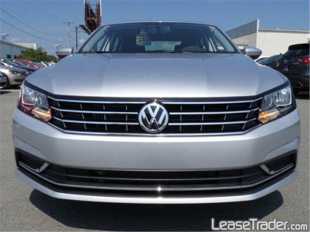 2017 Volkswagen Passat 1.8T S Front