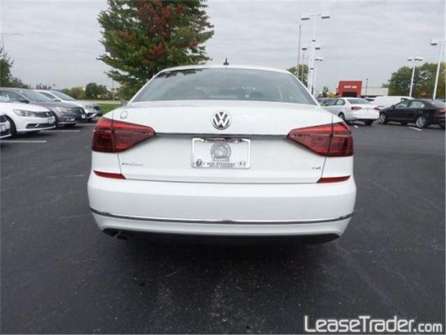 2017 Volkswagen Passat 1.8T S Rear