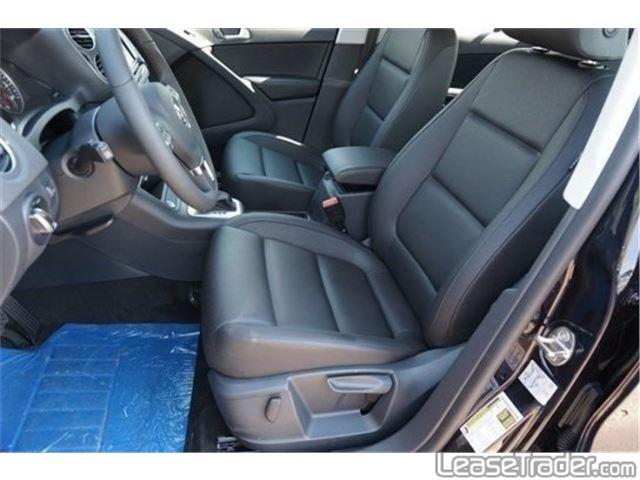 2017 Volkswagen Tiguan 2.0T TSI S Interior