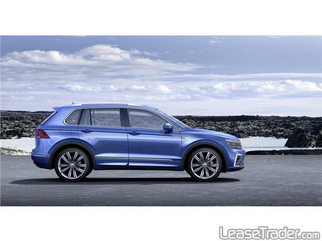 2017 Volkswagen Tiguan 2.0T TSI S