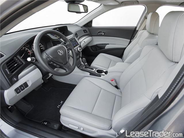 2018 Acura ILX 2.4L Sedan Interior