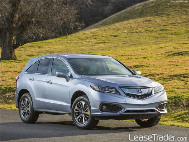 2018 Acura RDX Technology Package Front