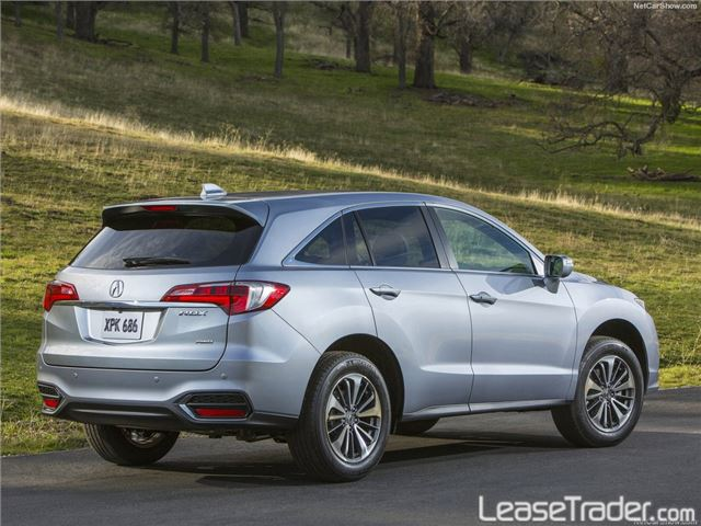 2018 Acura RDX Technology Package Side