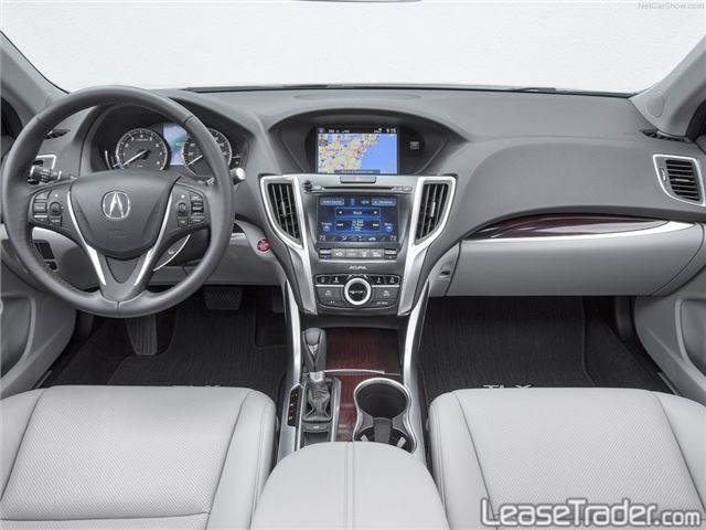 2018 Acura TLX 4-CYL Technology Package Dashboard