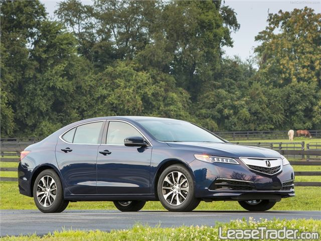 2018 Acura TLX 4-CYL Technology Package