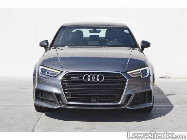 2018 Audi A3 Premium 2.0 TFSI Front