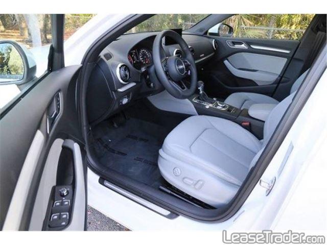 2018 Audi A3 Premium 2.0 TFSI Interior