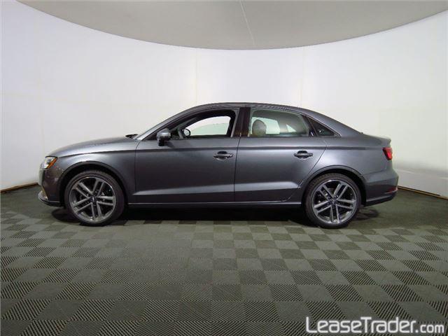 2018 Audi A3 Premium 2.0 TFSI Side