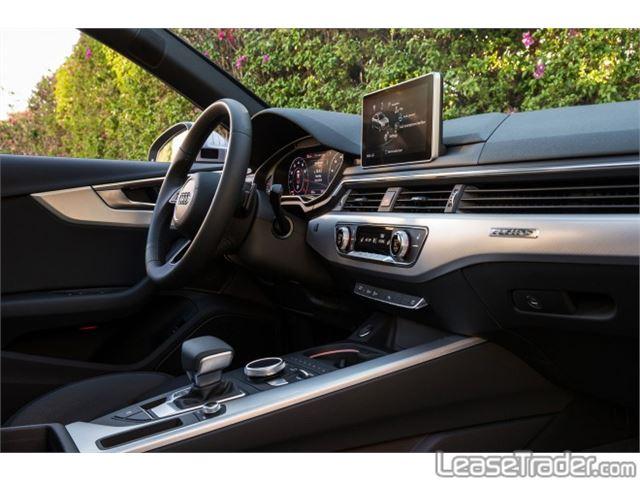 2018 Audi A4 Premium Interior