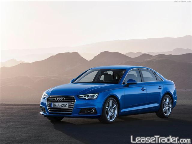 2018 Audi A4 Premium Side